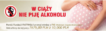 Foetal Alcohol Syndrome and fundraise for the NGO