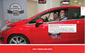 partnerships with driving schools